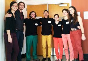 Student organizers, BLS 42