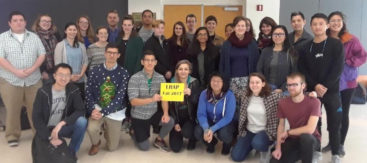 Linguistics Research Apprentice Practicum, Fall 2017