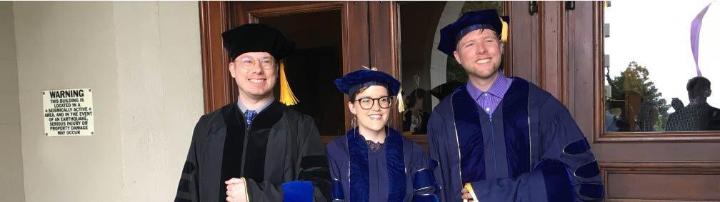 Photo of Linguistics Graduates