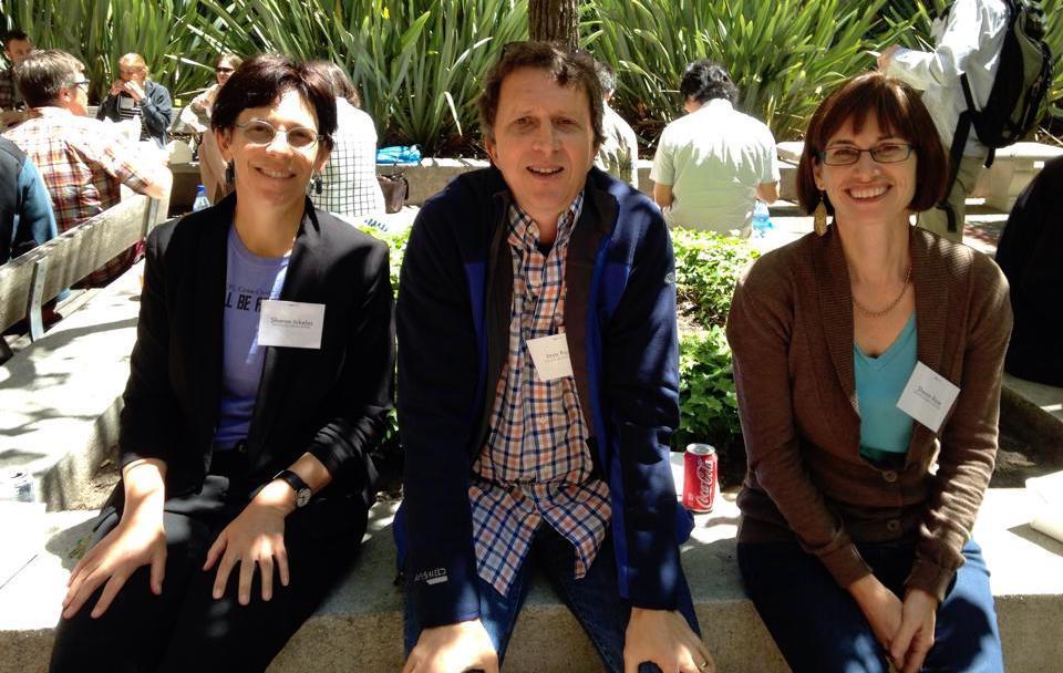 Sharon Inkelas, Jaye Padgett, and Sharon Rose
