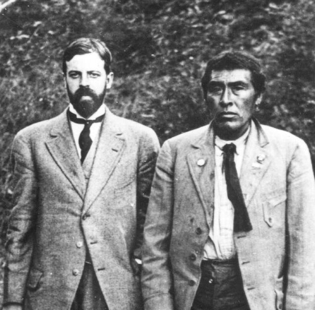 A. L. Kroeber and Ishi