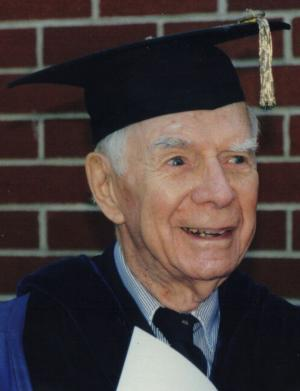 Murray B. Emeneau in 1999