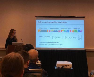 Karee Garvin talk LSA 2019