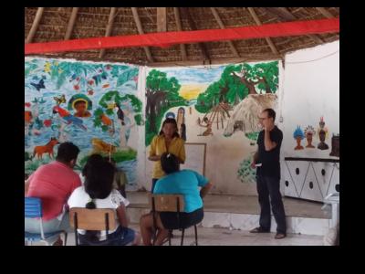 Manoki language school